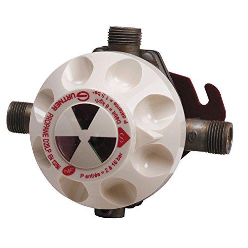 Gurtner - Détenteur Propane - D2ILP Détendeur inverseur limitateur propane + indicateur