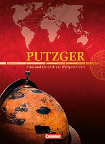 Putzger - Historischer Weltatlas - Atlas und Chronik zur Weltgeschichte [2., erweiterte Ausgabe]: Atlas mit Register