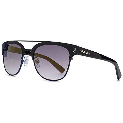 Eyekepper Lunettes de cadre en acier inoxydableCR-39 lentilles Lunettes de soleil aviateur Homme Femme - Noir - Taille unique jcQUdqr
