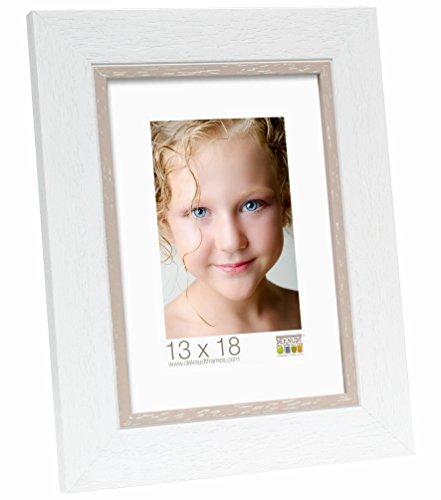 Deknudt Frames S45CF1  15x20 marco blanco resina