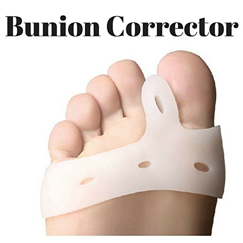 Preisvergleich Produktbild Bunion Corrector Kit – komplett mit Zehentrenner