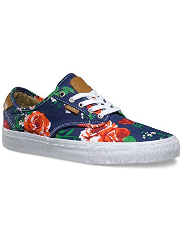 Vans Unisex Era, Baskets Basses Fille (roses) navy