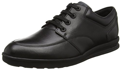 Kickers Troiko Lace, Men Derby, Black (Black), 9 UK (43 EU)