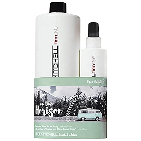 PAUL MITCHELL FREEZE & SHINE SUPER SPRAY REFILL