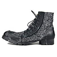 Jiahe Large Size Martin Boots Men