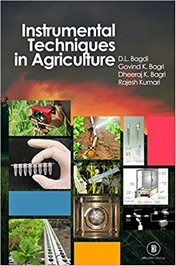 Instrumental Techniques In Agriculture [Hardcover] [Jan 01, 2017] Books Wagon [Hardcover] [Jan 01, 2017] Books Wagon