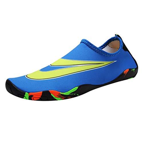 Quaan Paar Strandschuhe Schwimmen Schuhe Wasser Schuhe Barefoot Quick Dry Aqua Schuhe