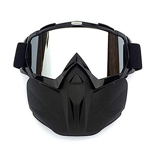 Exquisite Brille Gläser Skibrille Schneebrille Snowboardbrille UV400 Antibeschlag Winddicht Skiausrüstung Skimaske Reitbrille