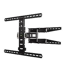 Hama | 37 - 70Inch | VESA 700 X 500 2 ARM | PREMIUM FULLMotion / Tilt Wall Bracket for TV - Black