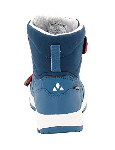 VAUDE Rascal Cpx Ii, Chaussures Multisport Outdoor Mixte Enfant Bleu (Washed Blue)