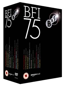 BFI 75 10 DVD Box Set - European Cinema (Limited to 500 copies - Exclusive to Amazon.co.uk)