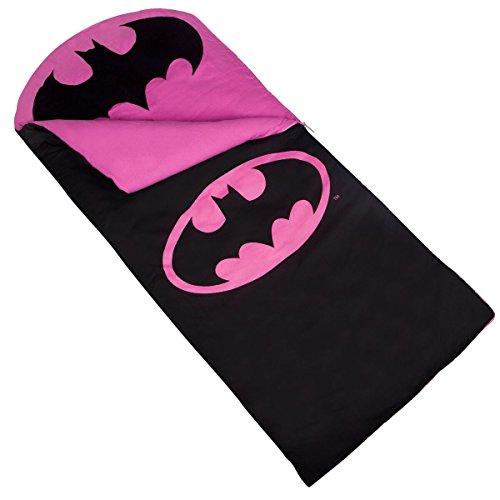 wildkin-batman-pink-emblem-original-sleeping-bag-by-wildkin