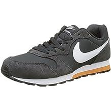 Nike Md Runner 2 Gs, Zapatillas de Gimnasia para Niñas
