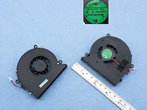 avilion DV7-1110eg DV7-1XXX, DV7-10xx DV7-11xx DV7-12x Lüfter Kühler Fan Cooler ()