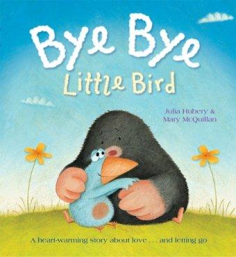 Bye Bye Little Bird por Julia Hubery