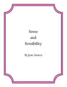 Sense and Sensibility (Annotated) (English Edition) von [Austen, Jane]