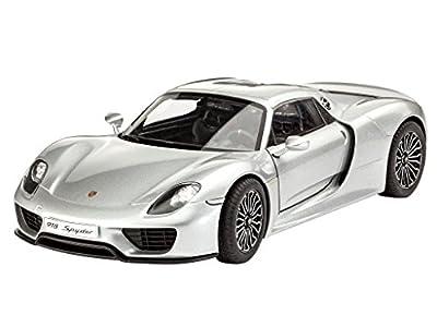 Revell Modellbausatz Auto 1:24 - Porsche 918 von Revell