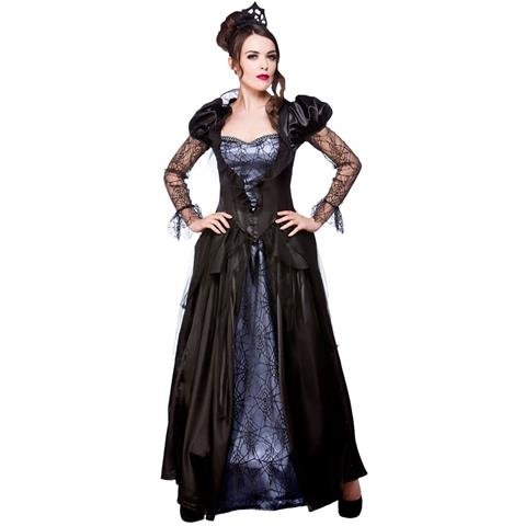 Wicked Queen - Adult Costume Lady: S (UK:10-12)