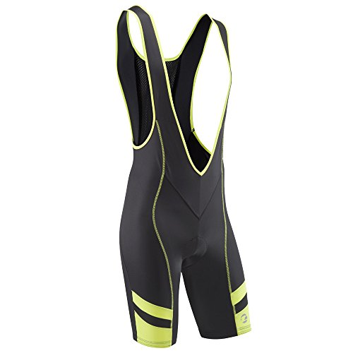 tenn-outdoors-mens-bib-front-with-moulded-pad-cycling-shorts-black-yellow-small-30-32-inch