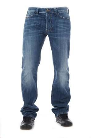 Diesel - Jean - Safado 0r1x8 - Taille W34/L32 - Bleu