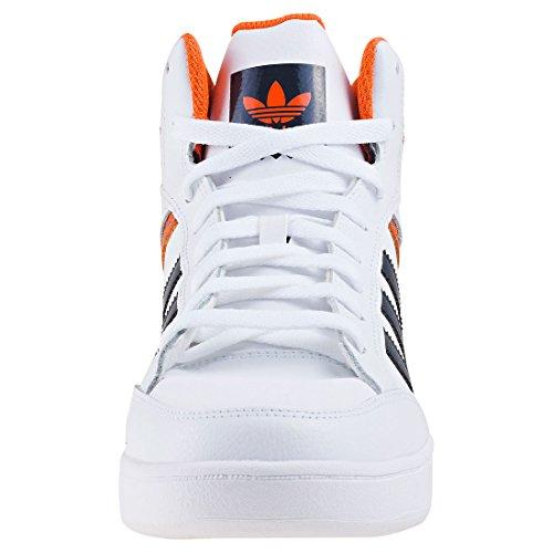 Adidas Original Varial Mid G65708 Uomo Sneaker Avorio (ftww / Carbon / Traora)