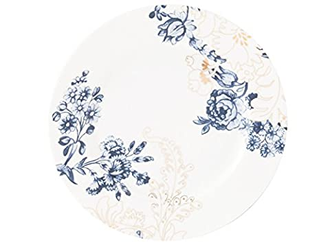V&A Museum Palmers Silk Fine China Side Plate,