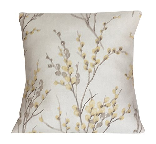 1-x-16-handmade-laura-ashley-pussy-willow-truffle-camomile-cushion-cover