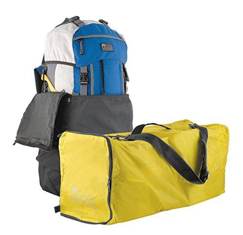 Active Leisure Flightbag royal blau bis 55 Liter Gelb