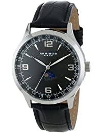 Akribos AK637SSB - Reloj para hombres