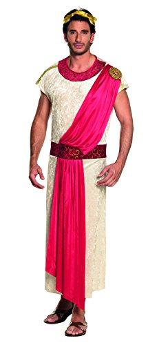 Boland 87759 Erwachsenenkostüm Nero, 50/52 (Das Antike Rom Fancy Dress Kostüm)