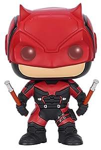 Funko 7029 POP! Bobble: Daredevil: Daredevil Red Suit