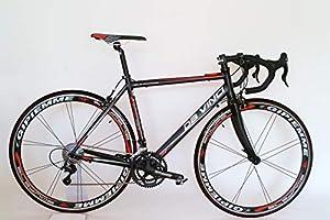 Da Vinci Rennrad 20 G Compact mit Gipiemme 716 Equipe Laufräder (59 - für KG...