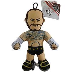 8 pollici WWE Wrestling Peluche Figura - CM PUNK - Official Prodotto liscensed