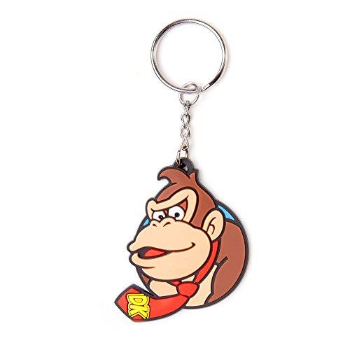 Super Mario - Llavero (Bioworld Merchandising KE060908NTN)