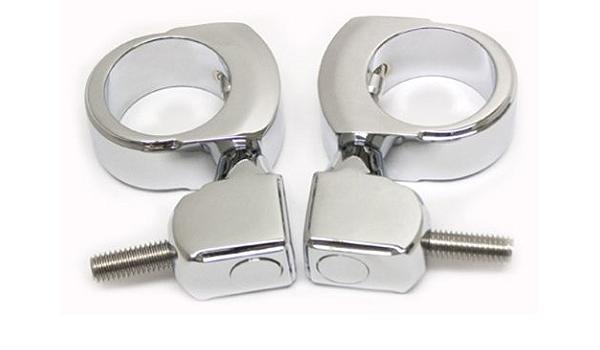 Adjure SBM439-K 4-1//2 Fork Type Spotlight Bucket Mount for 39 mm Fork Tubes Pair