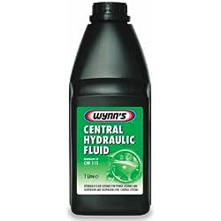 Wynn Oil 189869 Fluide hydraulique Centrale 11S, 1L