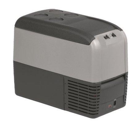 Borsa frigo WAECO compressore - 18 CDF CooFreeze - fresco potenza + 10° a - 18 °C sotto i dintorni termometro - Corrente di funzionamento con 12/24 V - capacità 18 litri capacità - alla - Holly prodotti STABIELO - Holly-parasole - prodotto caricabatterie universale con parasole - Made in Germany-