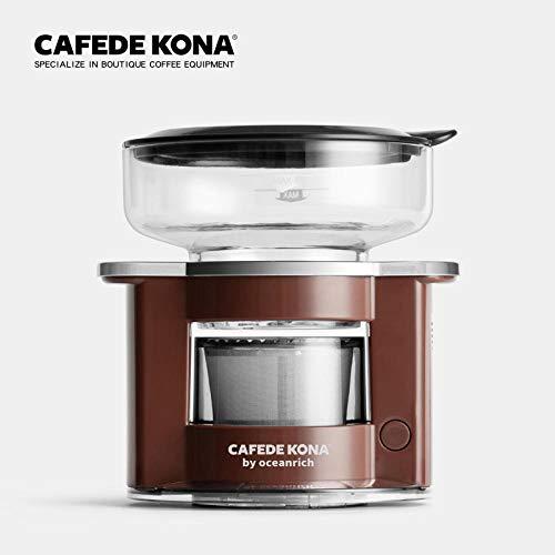 Mini-Kaffeemaschine Kaffeemaschine - Kaffeemaschine Batterien Mit