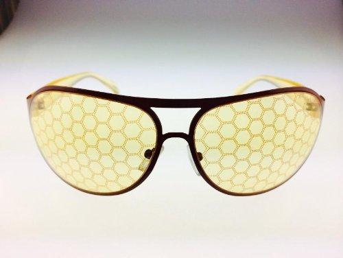 Preisvergleich Produktbild Jim Beam Vintage Sonnenbrille Retro Hipster Style Honey