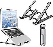 ENAYA - حامل لاب توب قابل للتعديل للمكتب - حامل كمبيوتر محمول قابل للتعديل ارتفاع قابل للتعديل، حامل كمبيوتر م