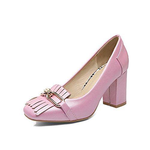 BalaMasaApl10204 - Sandali con Zeppa donna Pink