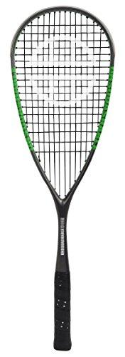 Unsquashable Squashschläger Inspire Y-6000, Long-String, 100% Carbon4, sportliches Offensiv-Racket, 296168
