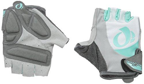 PEARL IZUMI Select-Damenhandschuhe zum Radfahren S White/Aqua Mint (Nylon-handschuhe Pearl Izumi)