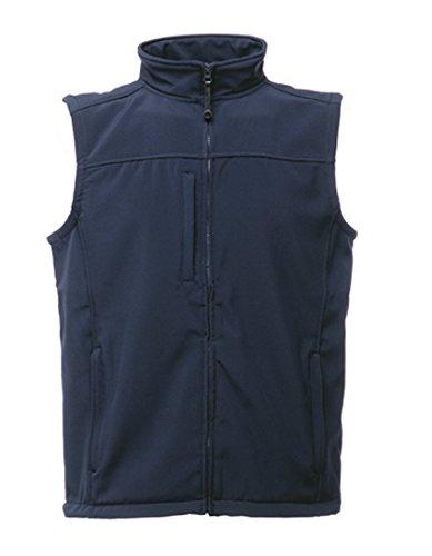 Regatta-Flux Softshell Giubbotto Body Warmer Marineblau/Marineblau
