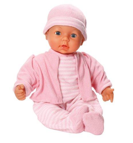 bayer-design-94678-funktionspuppe-dream-baby-mit-schlafaugen-und-verschiedenen-babylauten-46-cm