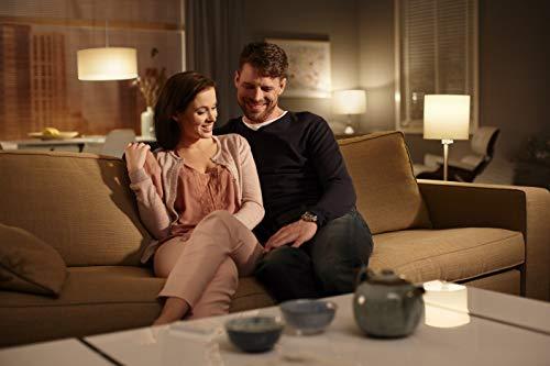 417qF7ozHJL [Bon Plan Philips Hue] Philips Hue Ampoules Connectées Blanc E27 - Fonctionne avec Alexa, Lot de 2