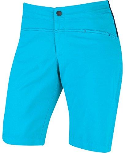 EDELRID Damen Glory Shorts, Icemint (329), M