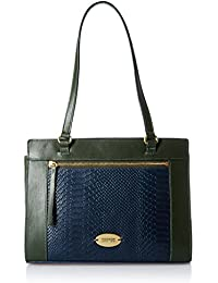 Hidesign Women's Handbag (Emerald)