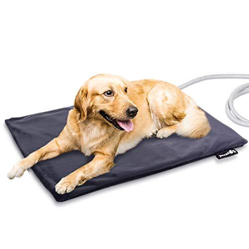 Zoom IMG-1 pecute tappetino riscaldante per cane