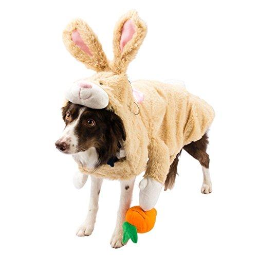 Bunny Für Hunde Kostüm - TOP Marques Collectibles Bunny Hund Kostüm XS